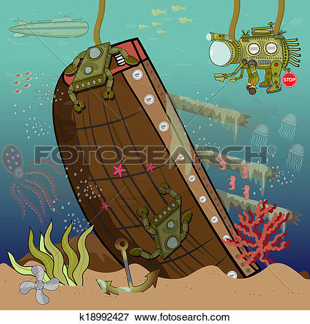 Sunken ships clipart 20 free Cliparts  Download images on
