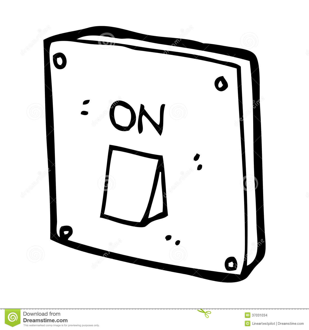 Clipart Electrical Switch