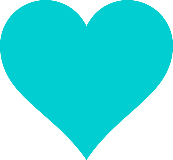 teal clipart - clipground