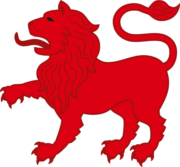 red lion clipart - clipground