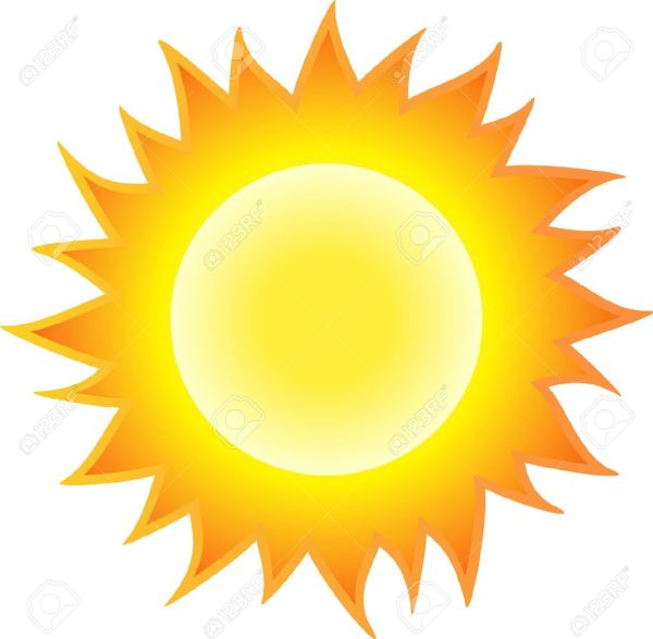 sun clipart - clipground