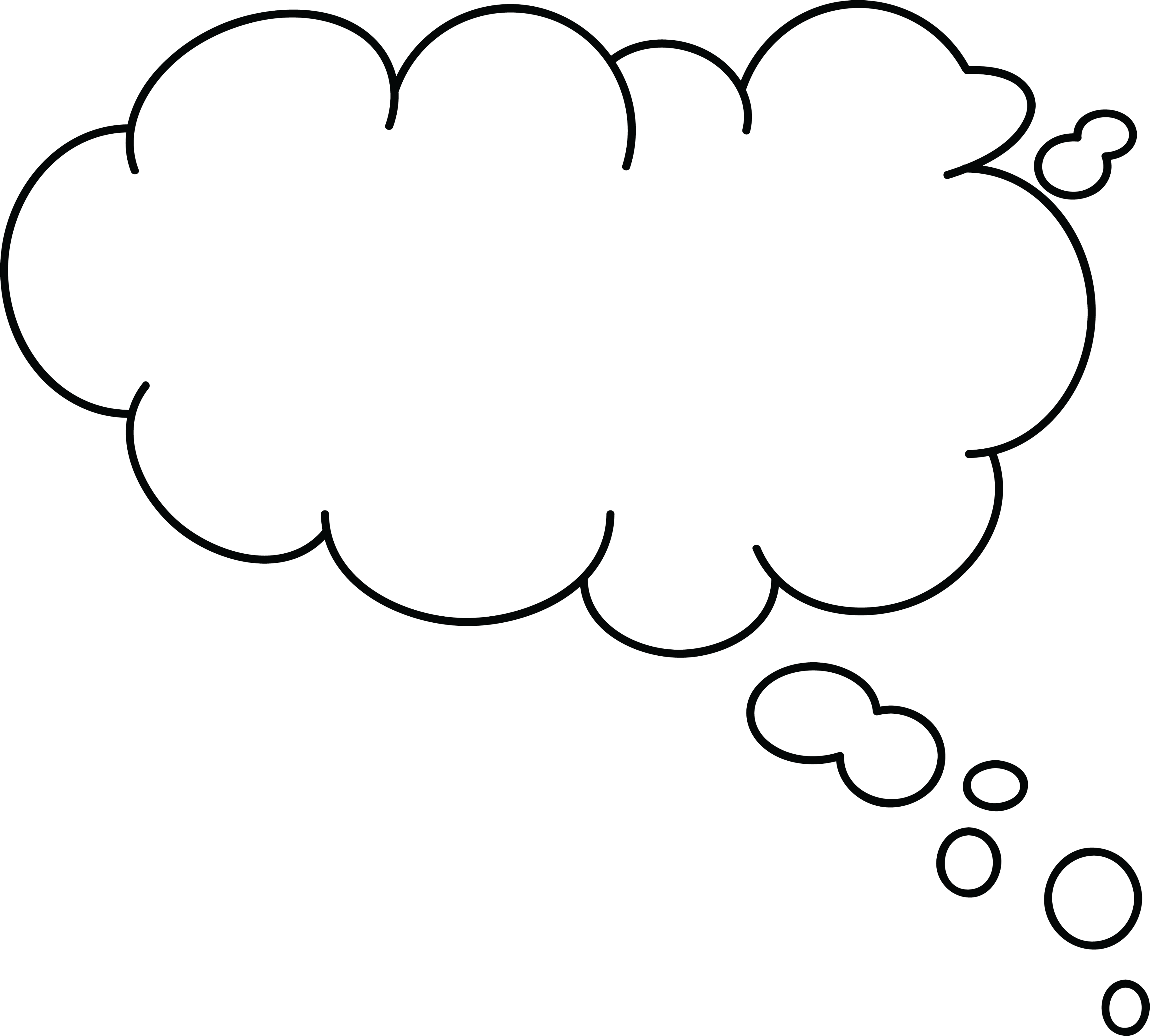 Thinking Clipart Transparent