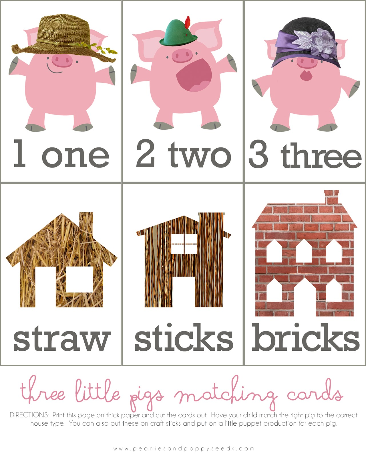 Three Little Pigs House Clipart 20 Free Cliparts