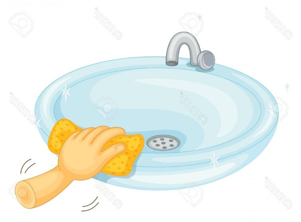 clean bathroom sink clip art To clean themselves clipart - Clipground