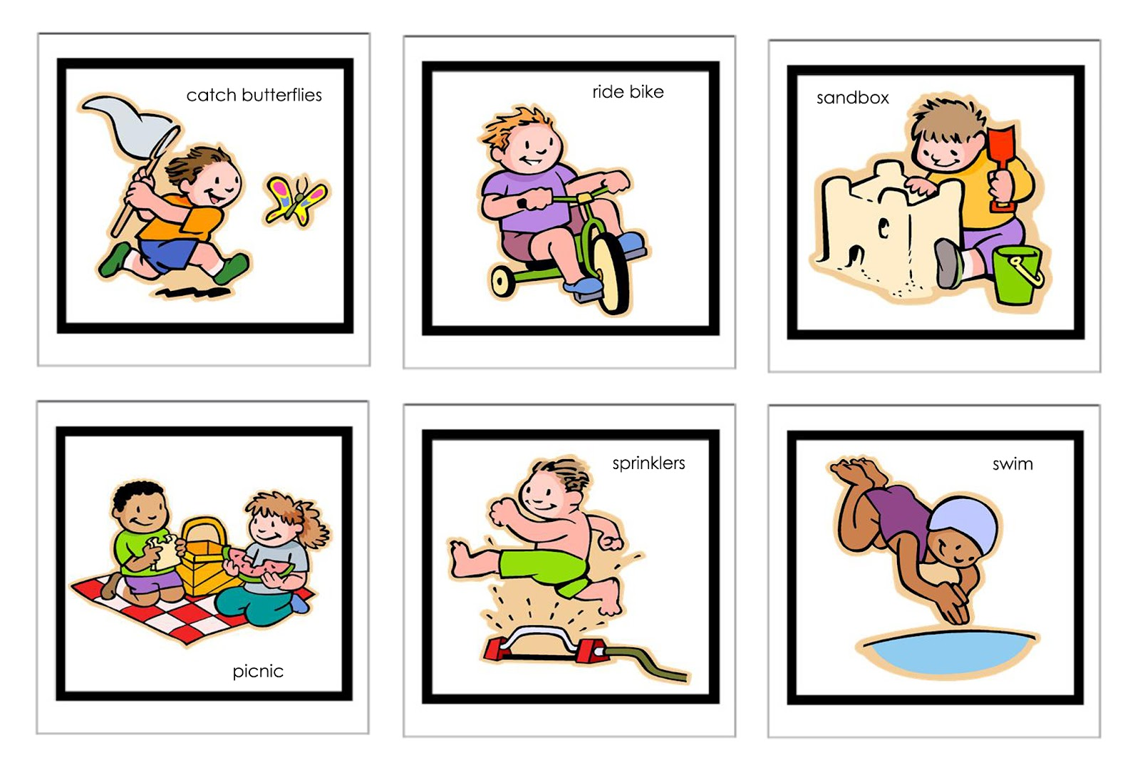 Toddler Schedule Clipart 20 Free Cliparts