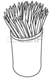 clipart toothpicks toothpick clipground