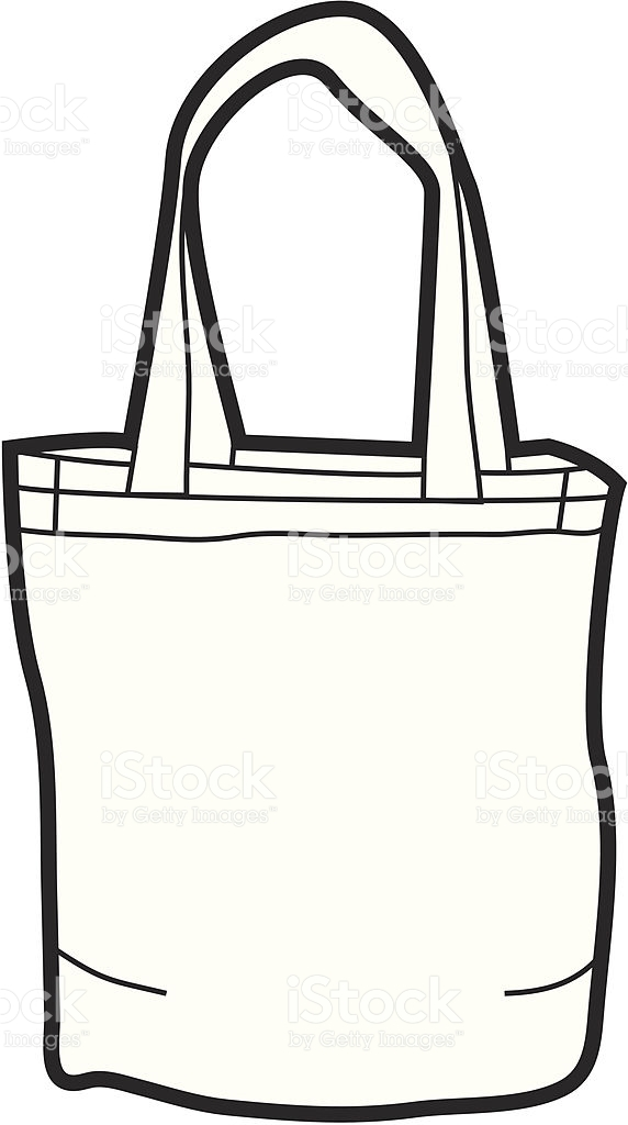Tote Bag Clipart Clipground