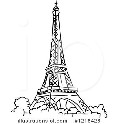eiffel tower clipart - clipground