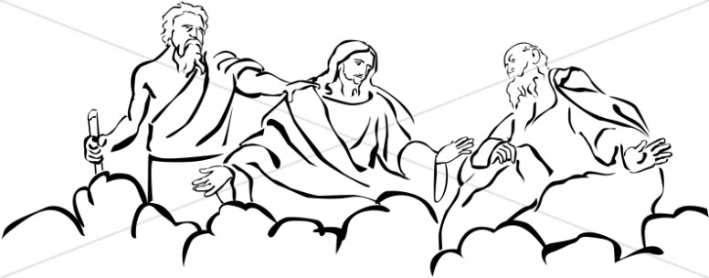 Transfiguration Coloring Page Transfiguration Of Coloring