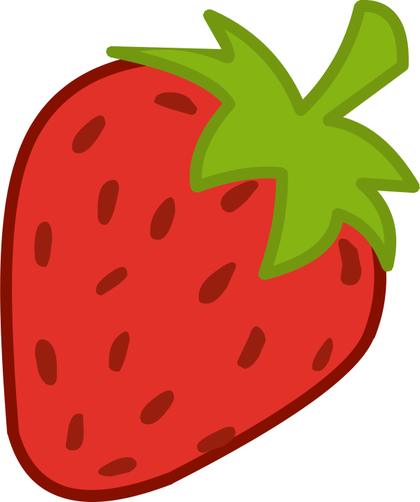 strawberry clipart - clipground
