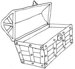 treasure chest clipart black and white free 20 free