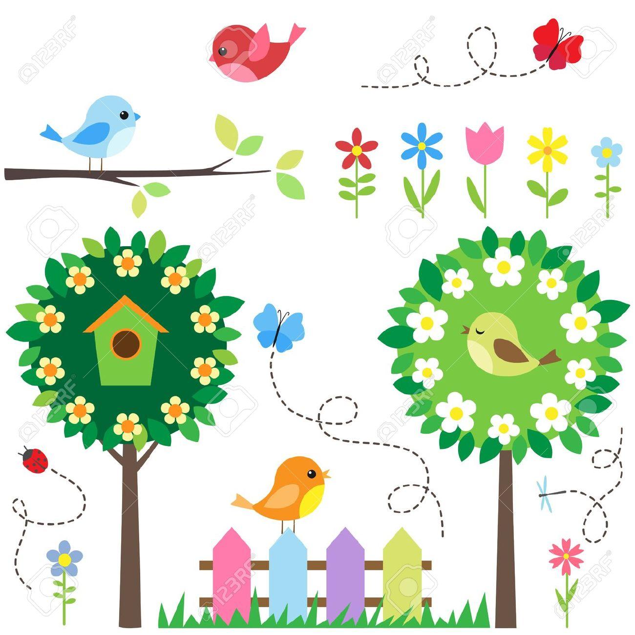 Garden Bird Clipart 20 Free Cliparts