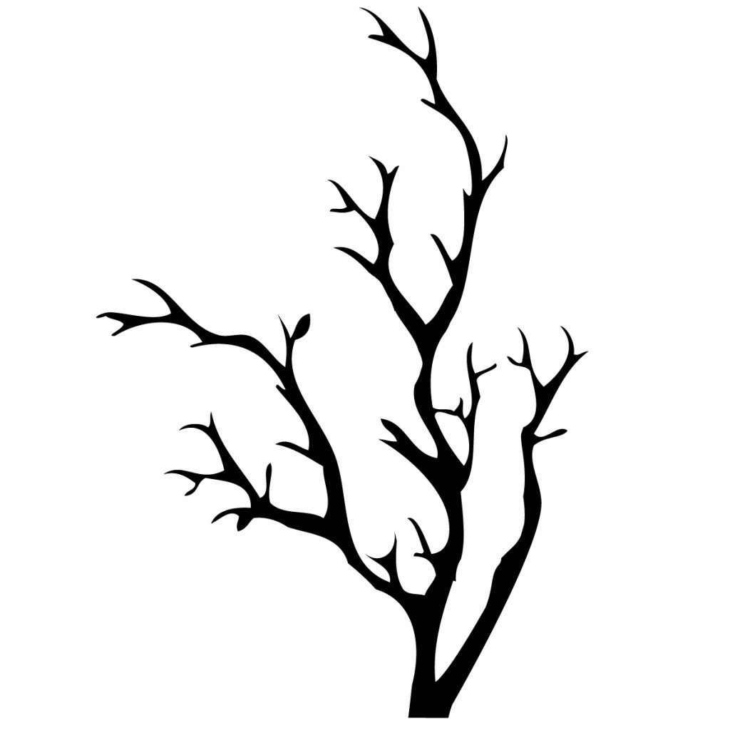 Tree With No Leaves Clipart