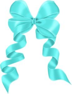 turquoise bow clipart 20 free cliparts
