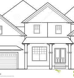 house outline with two story outline clipart house outline  [ 1300 x 799 Pixel ]