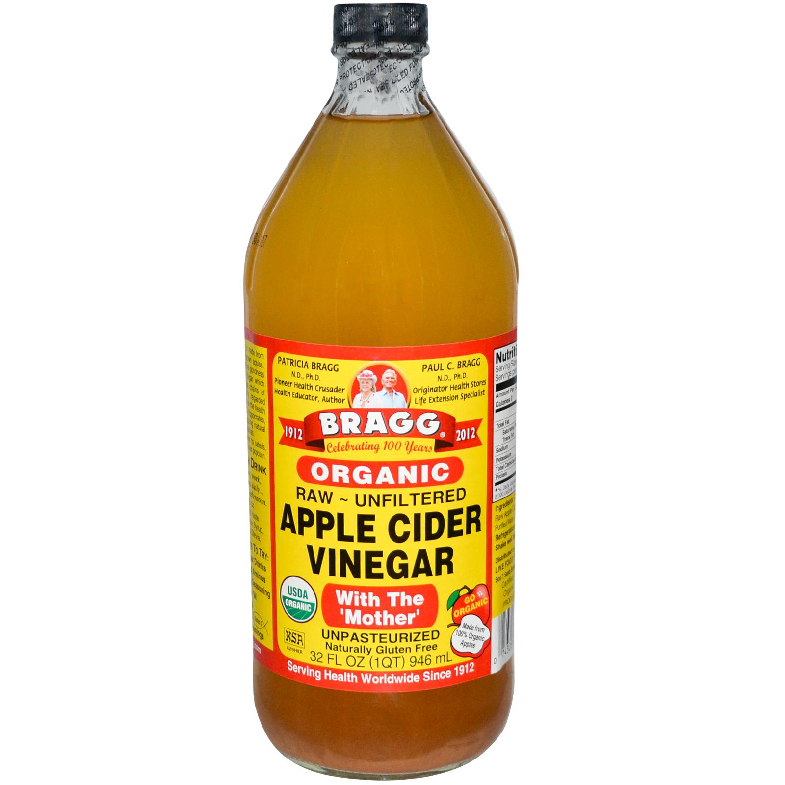 hight resolution of braggs apple cider vinegar clipart