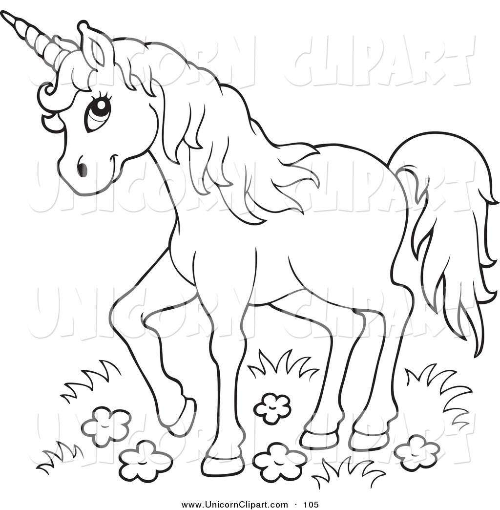Unicorn Clipart Printable 20 Free Cliparts