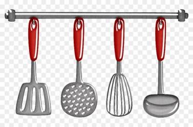 cocina utensilios dibujos spatula kitchen clipground hd pngfind