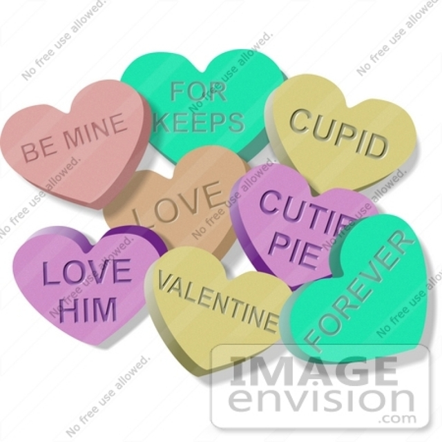 Valentine Candy Clipart Clipground