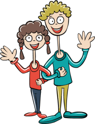 clipart happy teacher couple teachers transparent boy clip valentines cartoon celebration teaching cliparts drawing library clipground any powerpoint clipartmag