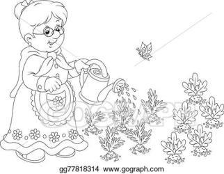 clipart garden vegetable vector clipground