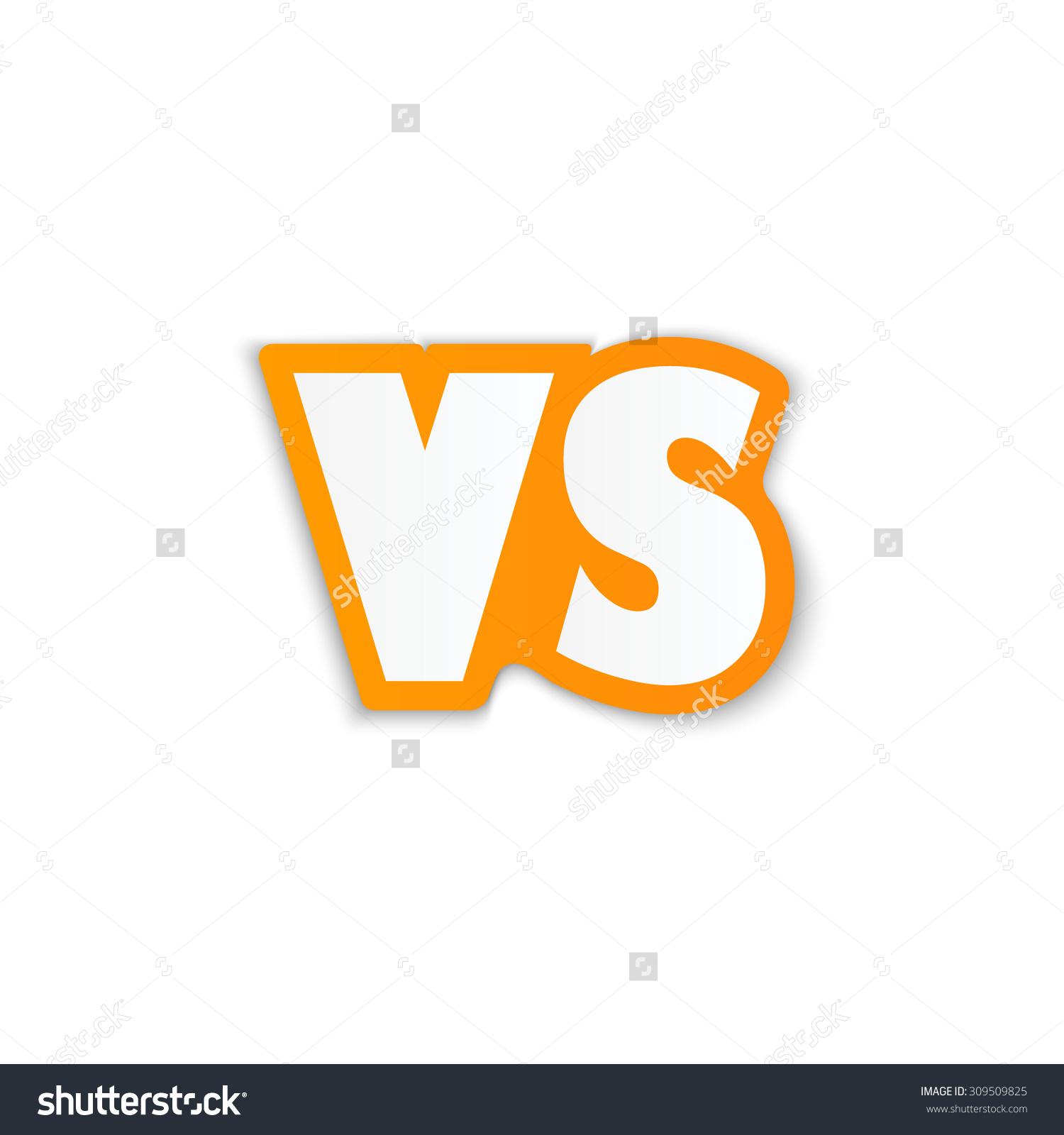 Versus Clipart Clipground