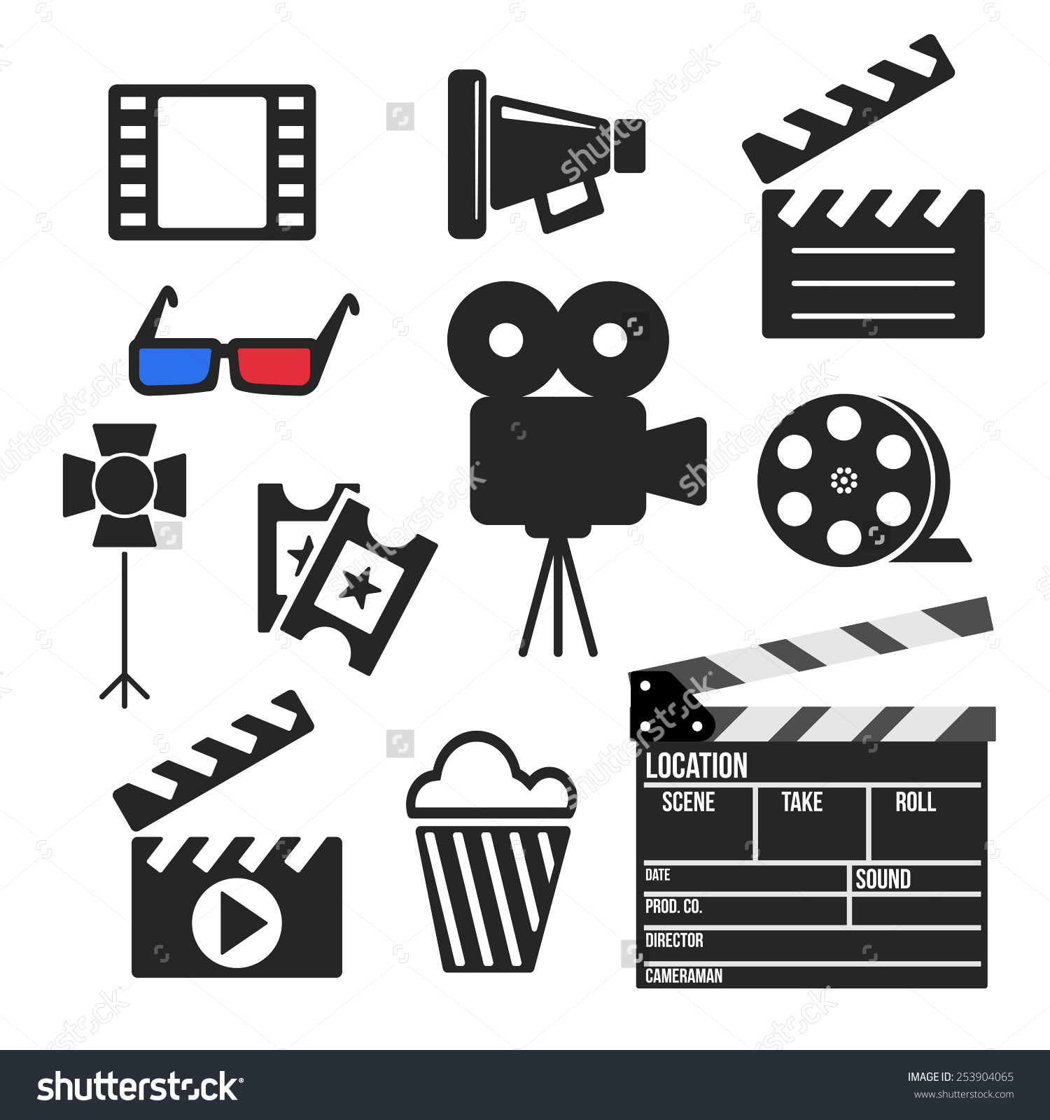 video production clipart  Clipground