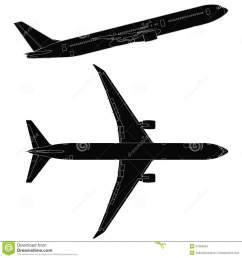 airplane clipart side view  [ 1300 x 1371 Pixel ]