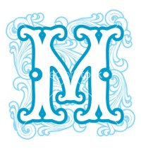 vintage letter m clipart - Clipground