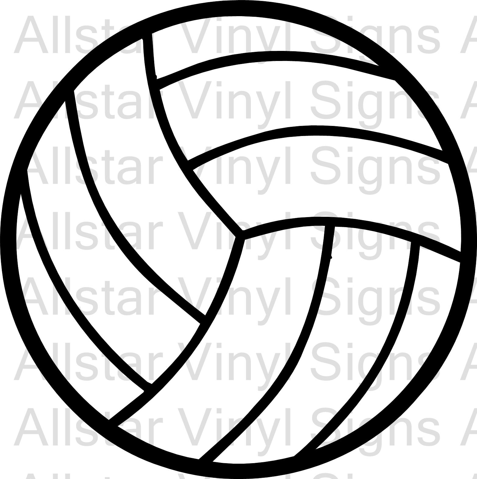 Volleyball Clipart Vector 20 Free Cliparts