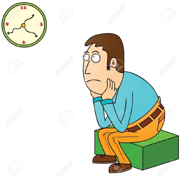 Waiting Time Clip Art