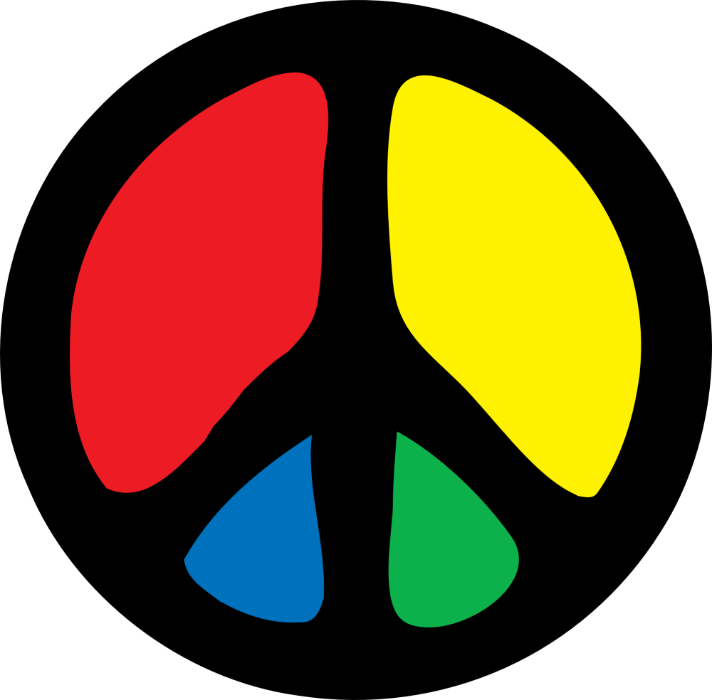 medium resolution of peace sign clipart no background