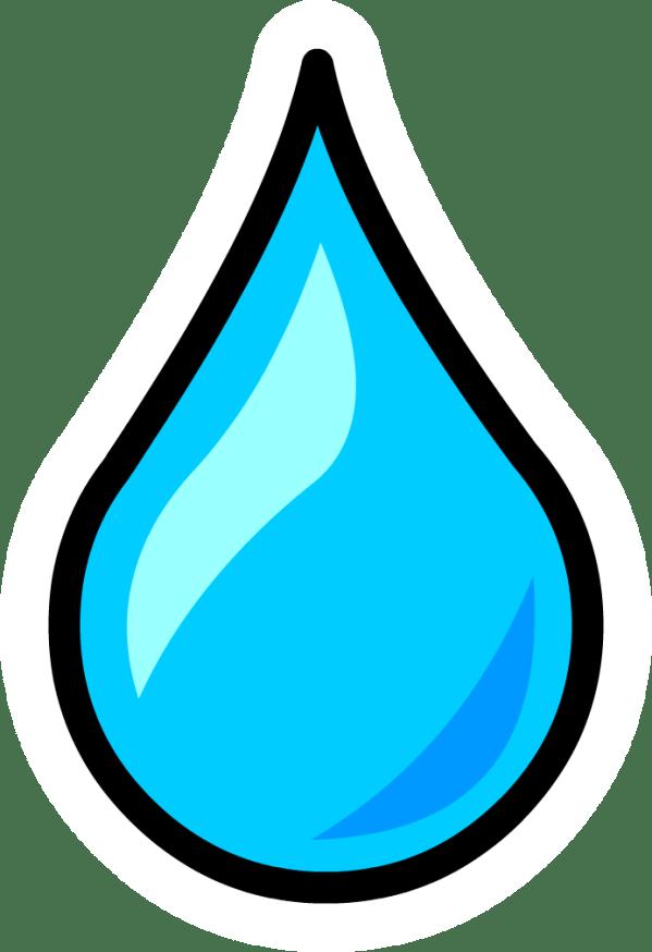 water drop splash clipart transparent