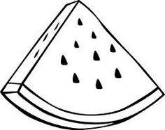 watermelon clipart slice melon water clipground