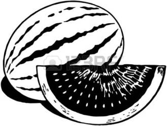 watermelon clipart melon water illustration clipground vector cliparts illustrations vectors