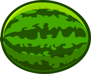 watermelon clipart clip transparent fruit melon whole library arts result related christmas plant 1041 1109 tree use