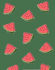 watermelon clipart cute starbucks background tumbler watermelons sandia transparent space iphone backgrounds fruit phone sandias drawing cartoon heart wallpapers patterns