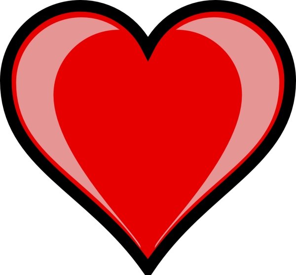 Watery Heart Clipart 20 Free Cliparts