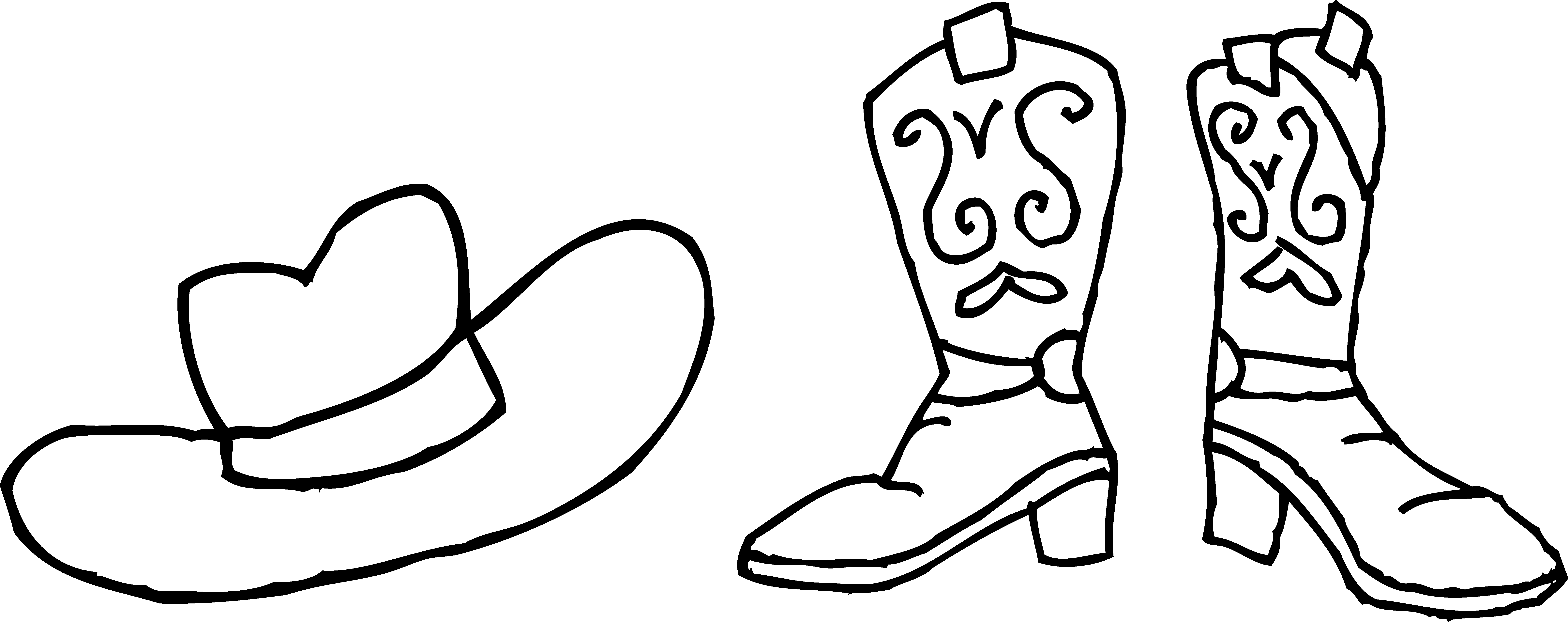 Wedding Cow Boy Boots Clipart 20 Free Cliparts