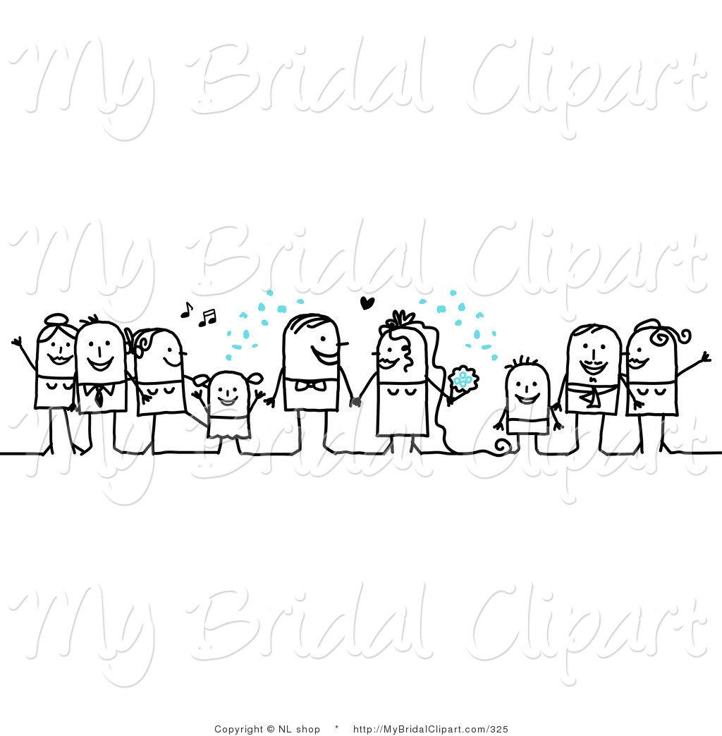 Wedding Guests Clipart 20 Free Cliparts