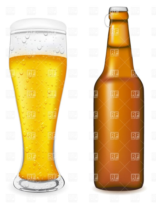 small resolution of with wheat beer glass clip art