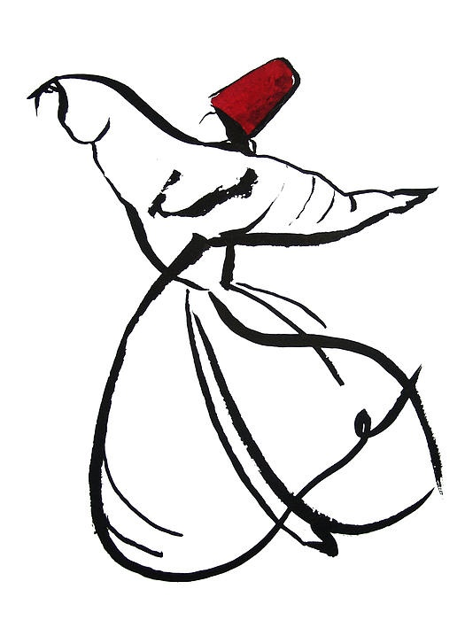 Whirling Dervish Clipart Clipground