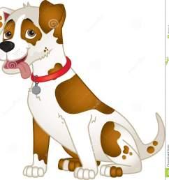 cute cartoon dog [ 1345 x 1300 Pixel ]