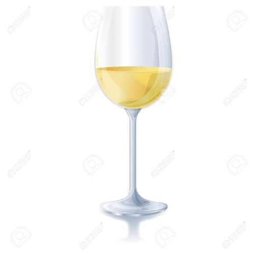 small resolution of white wine glass clip art