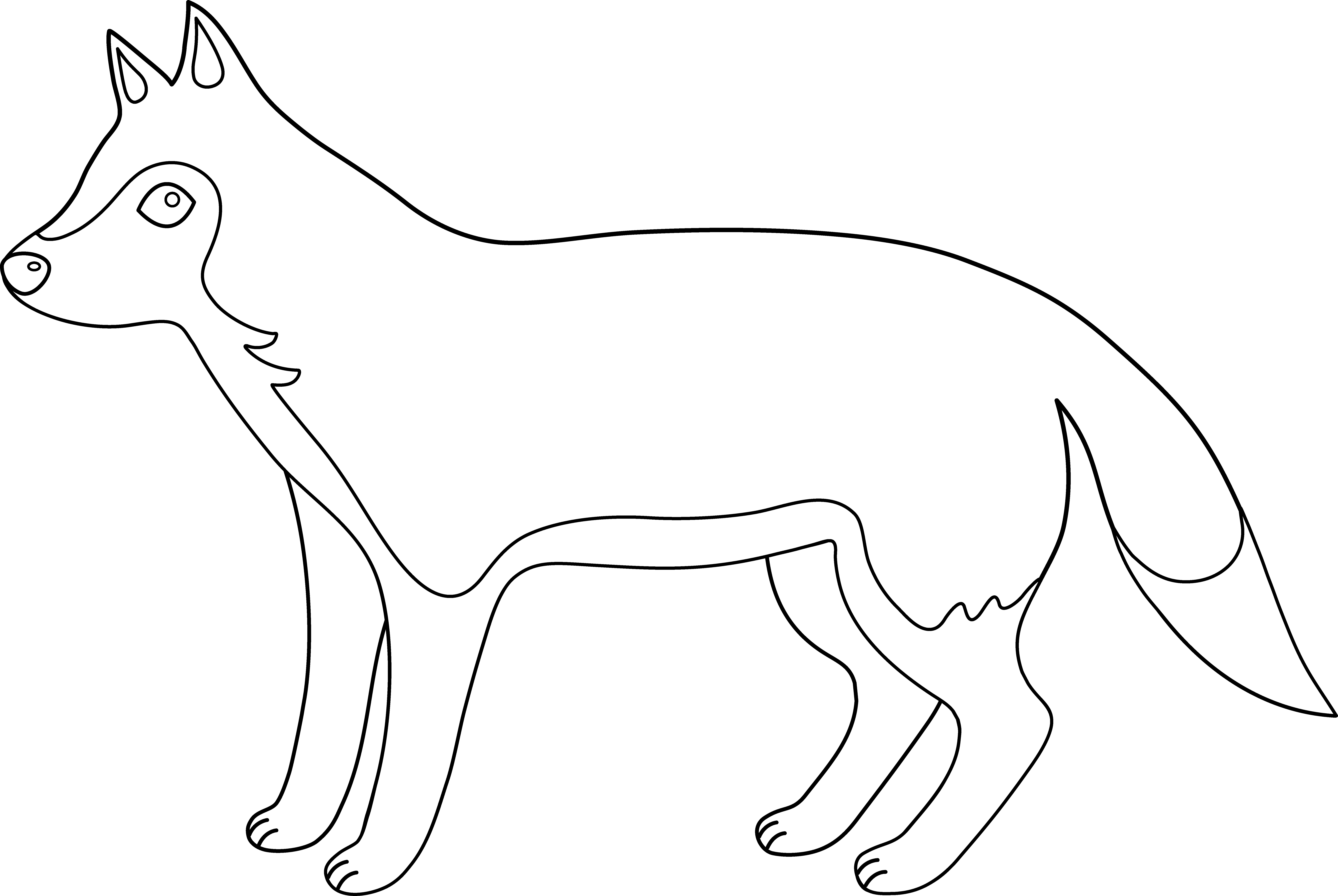 White Wolves Clipart 20 Free Cliparts