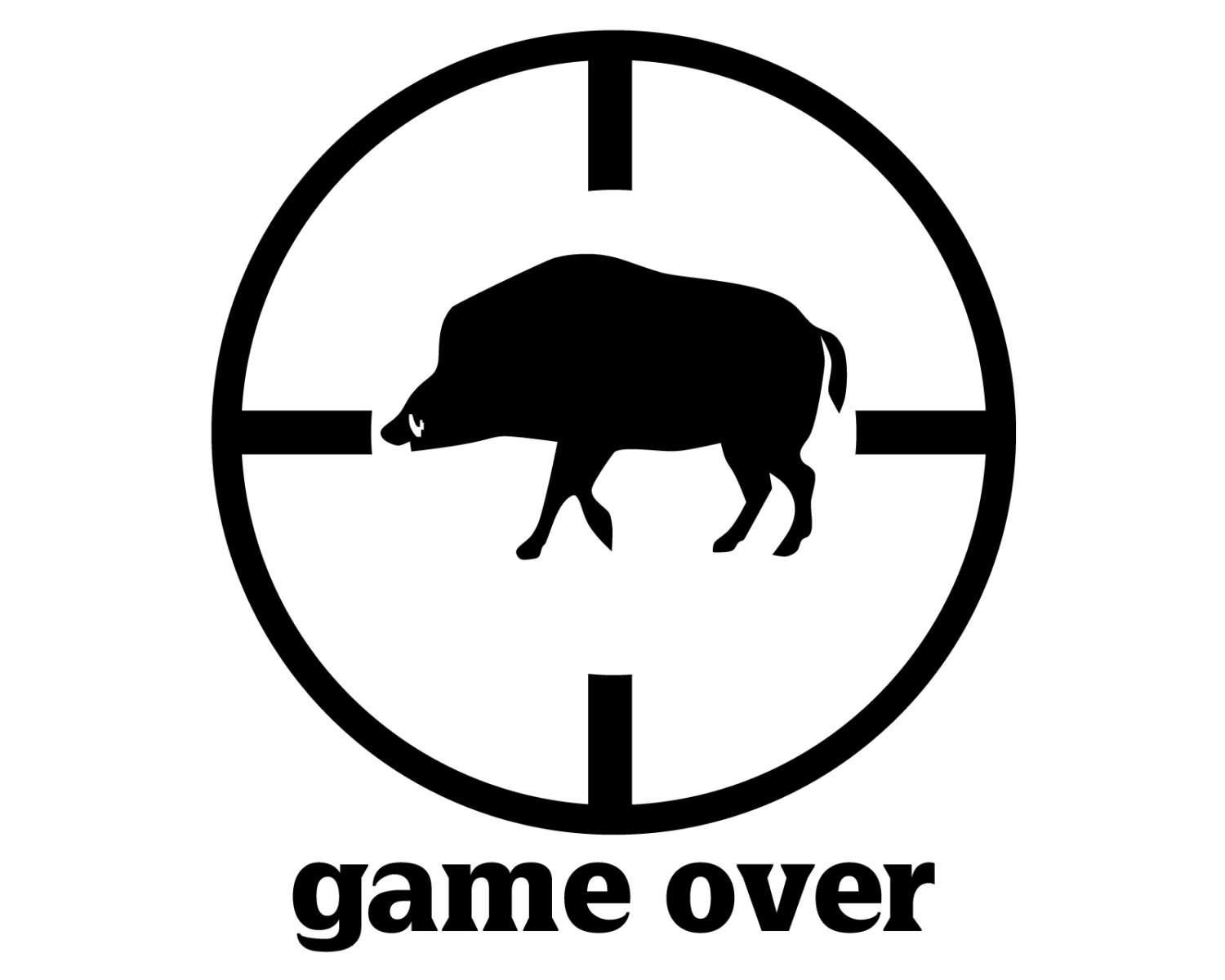 Wild Boar Hunting Clipart 20 Free Cliparts