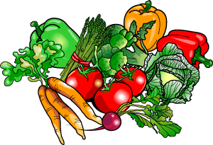 fresh vegetables clipart 20 free