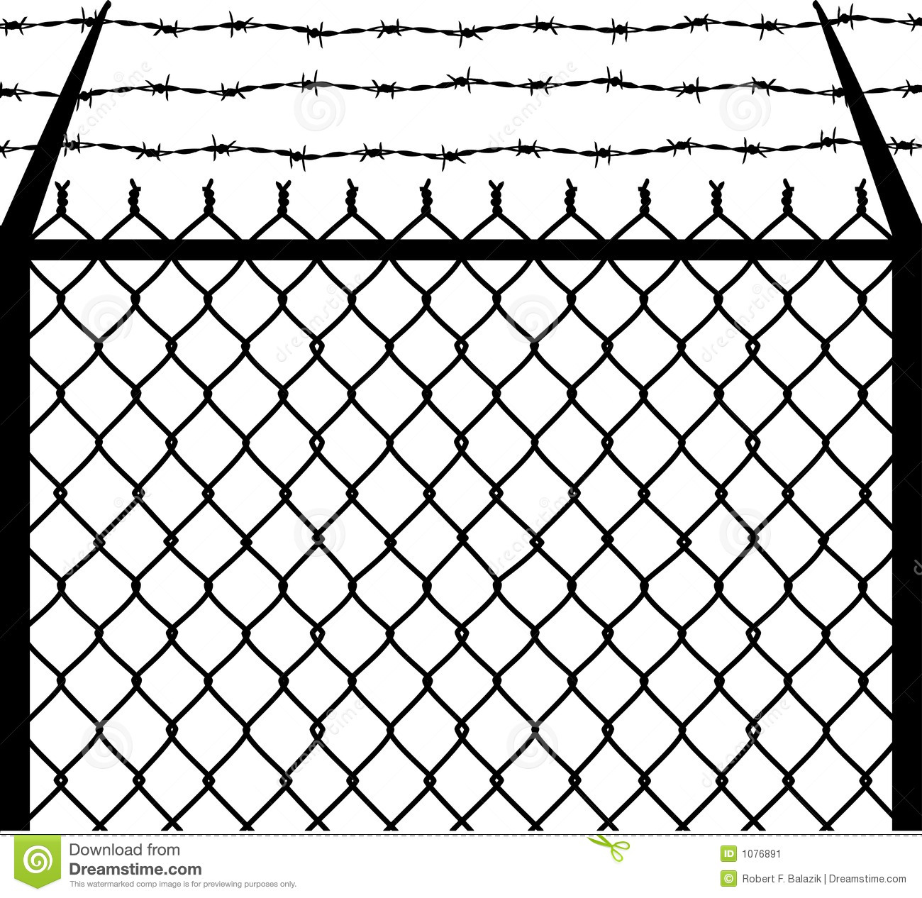 Wire Mesh Fence Clipart 20 Free Cliparts