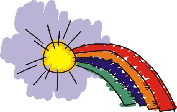 Free Rainbow Clip Art