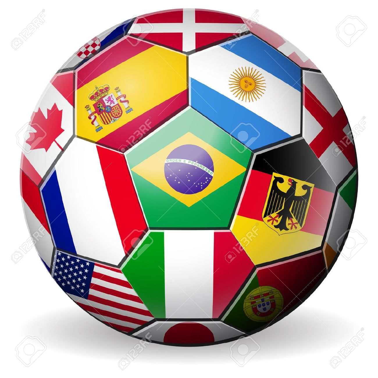 World Cup Soccer Clipart 20 Free Cliparts